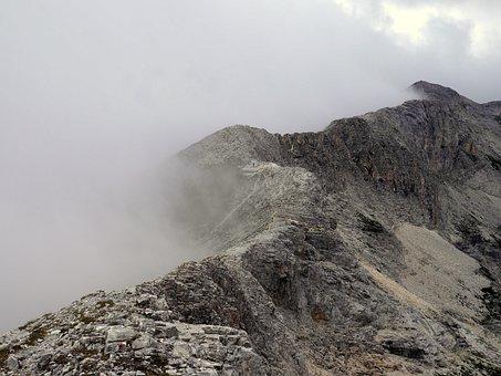 Pirin, Bulgaria, Mountains, Clouds, Rocks
