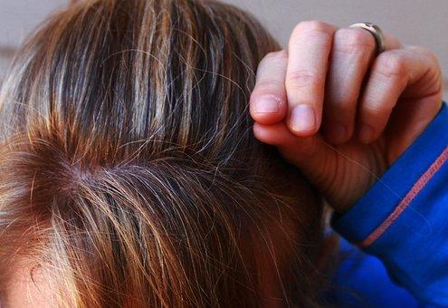 Gray Hair, Grey Hair, Signs Of Aging, Blond Hair
