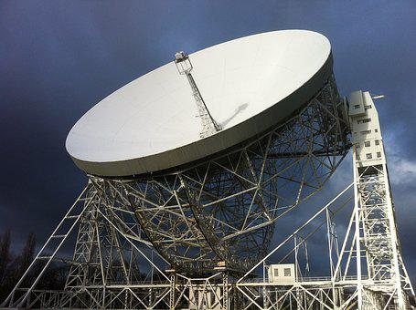 Jodrell Bank, Telescope, Space, Jodrell, Science