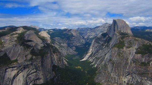 Half Dome, Yosemite, Yosemite National Park
