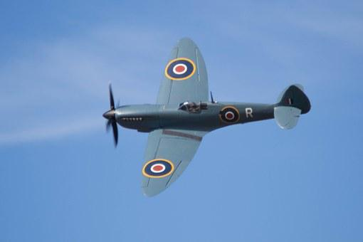 Southport Airshow, Spitfire, Airshow, Aircraft