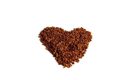 Coffee, Heart, Café, Late, Mocha, Hot, Cold, Aromatic