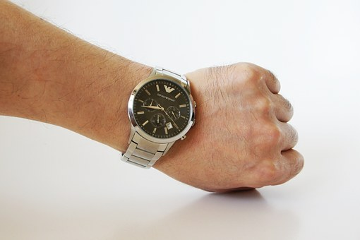 Promise, Time, Clock, Fashion, Accessories