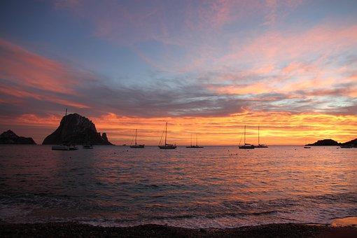 Es Vedra, Eivissa, Sunset