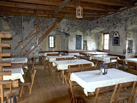 Burgruine Aggstein, Aggstein, Germany, Café, Restaurant