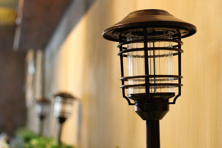 Lighting, Café, Venetian Cafe