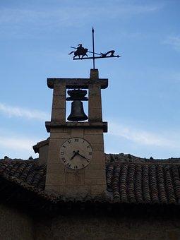 Albarracín, Teruel, Clock, Medieval