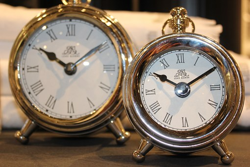 Watches, Time, Retro, Vintage, Line B