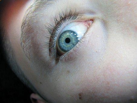 Eye, Szupermakró, Macro, Iris, Watch, Eyelash, Skin
