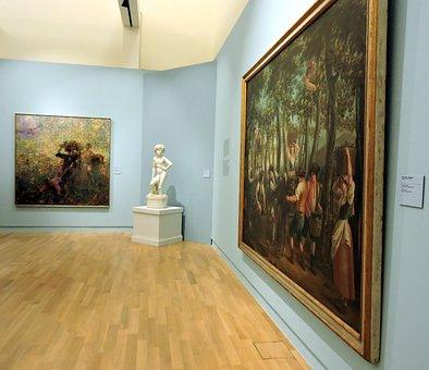 Museum, The Framework, Art, Italy, Large Guard, Verona