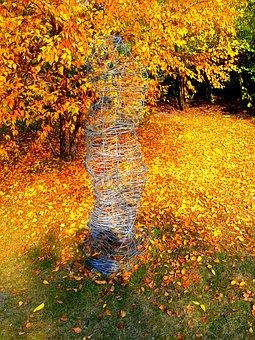 Autumn, Yellow List, Nature, Autumn Gold, Park