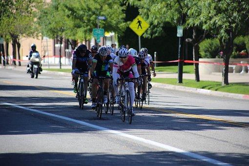 Bike Race, Bike Group, Race, Event, Bike, Cyclist