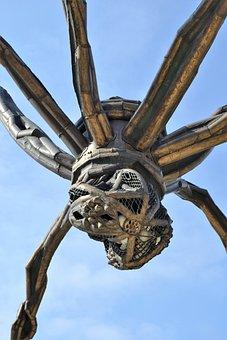 Spider, Guggenheim, Bilbao, Giant Spider