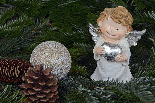Christmas, Angel, Angel Wings, Decoration
