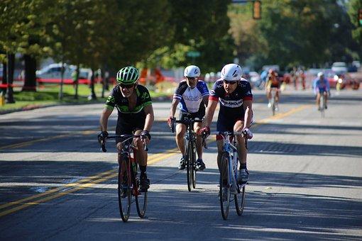 Bike Race, Competition, Race, Event, Bike, Cyclist