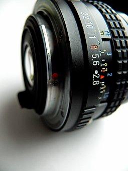 Analog, Camera, Lens, Slr, Oldie