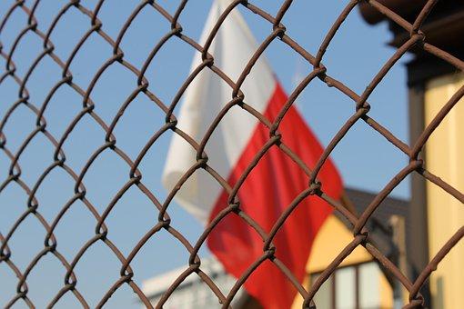 Polish Flag, Flag, Patriotism, Homeland, Poland