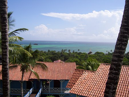 Colombia, San Andres Islas, Ocean, Beach, Sun, Sea