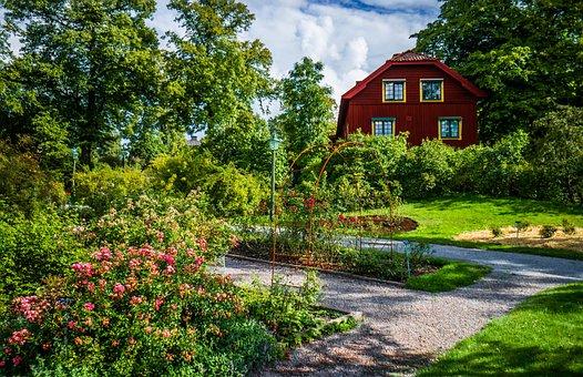 Skansen, Sweden, Stockholm, Scandinavia, Swedish, House