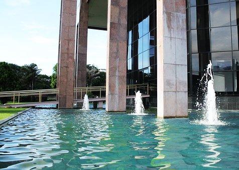 Trianon, Theatre, Source, Water
