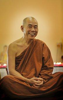 Theravada Buddhism, Old Smiling Monk, Old Monk, Bhikkhu