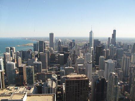 Tower Hancock, Chicago, Illinois