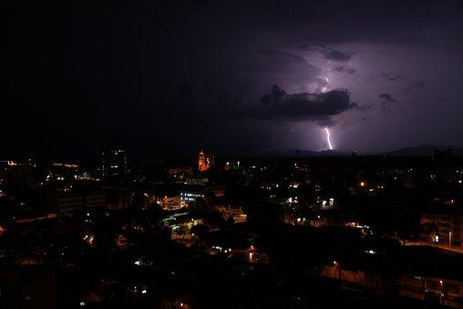 Ray, Sky, Meteorological Phenomenon, Climate