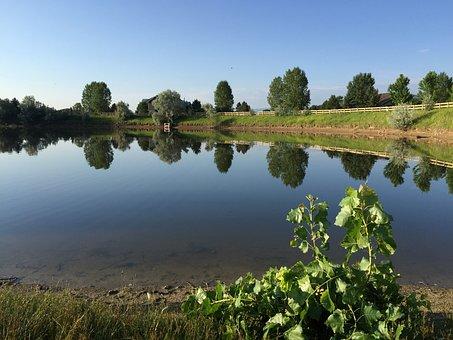 Ken, Caryl, Colorado, Lake, Landscape
