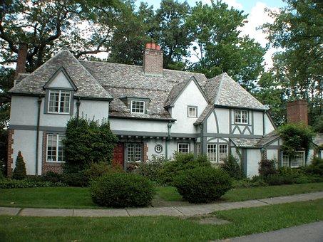 Tudor, House, New York