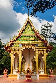Wat Tham Ong Capacity, Sawat, Kanchanaburi