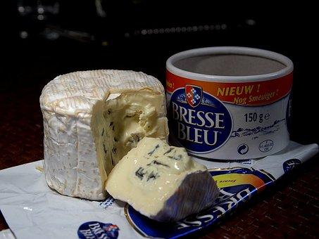 Bresse Bleu Cheese, Blue Mold, Mold, Noble Mold