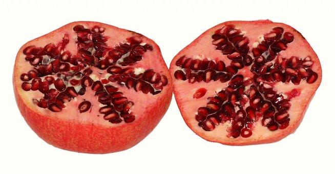 Pomegranate, Punica Granatum, Fruit, Sweet, Delicious