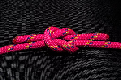 Square Knot, Knot, Accessory Cord, Ropes, Knotted