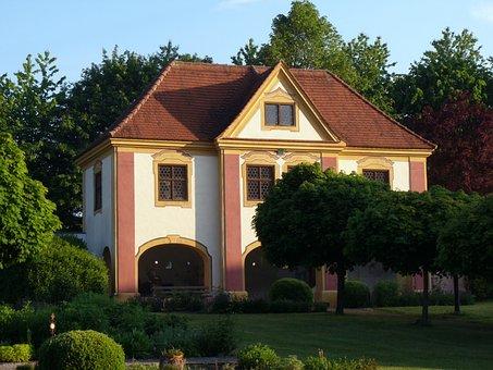 Summer, Garden, Abbey Oberschönenfeld
