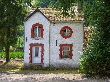 House, Ardennes, Cottage, Vielsalm, Annevoie, Old