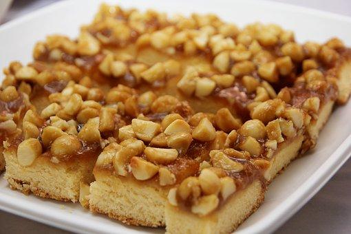 Yummy, Baked, Dessert, Sweet, Delicious, Macadamia