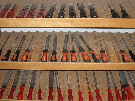 Tools, Rasp, File, Crafts