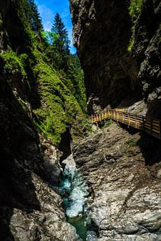 Liechtensteinklamm, Gorge, St Johann, Austria, Water