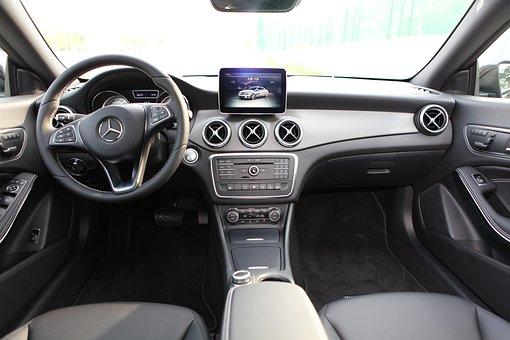 Indoor, сфк, Car, Automatically, Mercedes, Handle