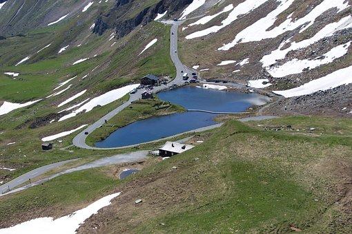 Mountain Road, Großglockner, High Alpine Road, Austria