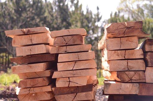 Wood, Natural Wood, Forestry, Oak, Tree, Hardwood