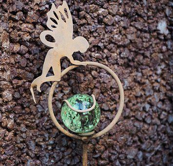 Decoration, Garden, Stainless, Ornament, Ball
