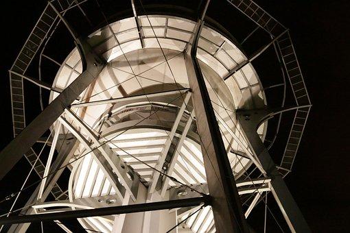 Tower, Structure, Font Font Construction Font Font