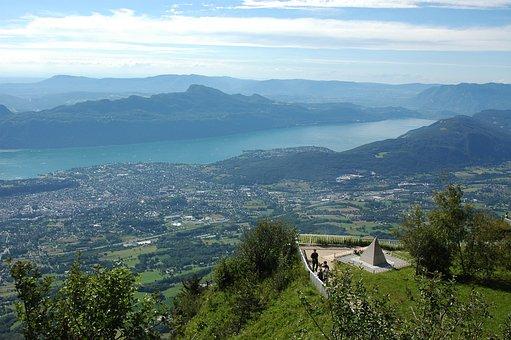 The Revard, The Lac Du Bourget, Les Bains