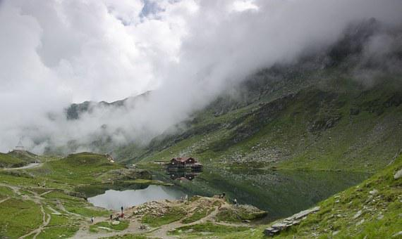Balea Lac, Fogarasze, Romania, Transfagarasan Route