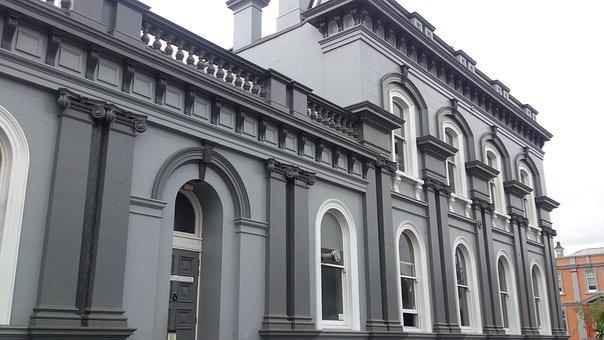 Newzealand, Construction, Street View, Architecture