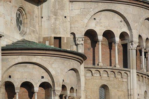 Duomo Di Modena, Duomo, Cathedral, Modena, Italy