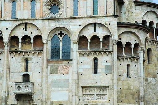 Duomo Di Modena, Duomo, Cathedral, Modena, Ghirlandina
