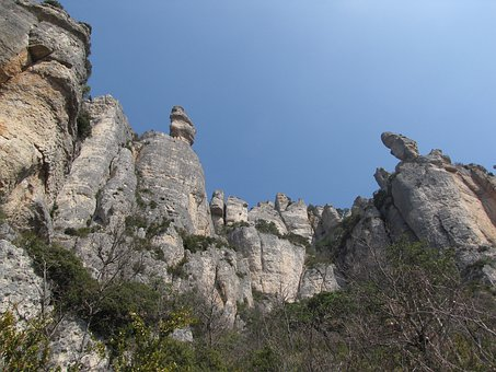 Gorges De La Jonte, Gorge, Tarn Gorge, Rock Climbing