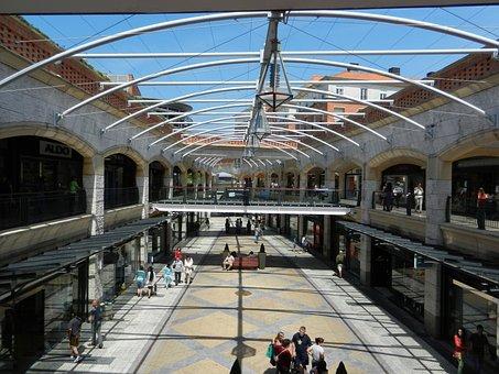 Aveiro, Portugal, Mall